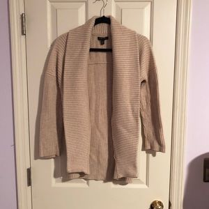 Banana Republic Wool Blend Cardigan